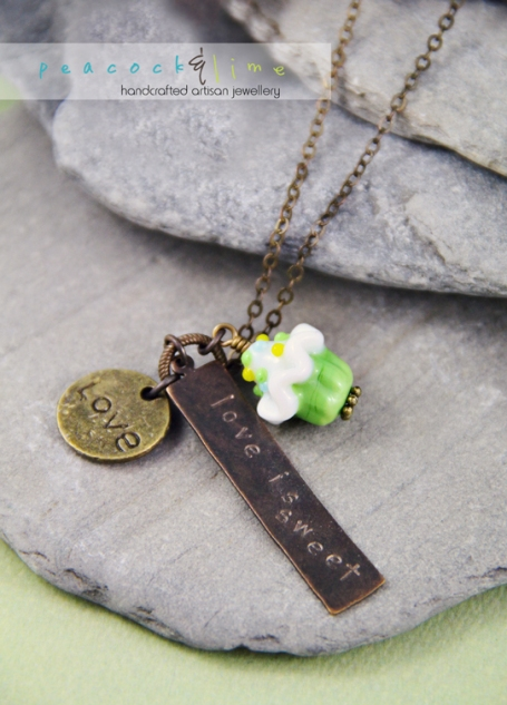 love-is-sweet-green-necklace