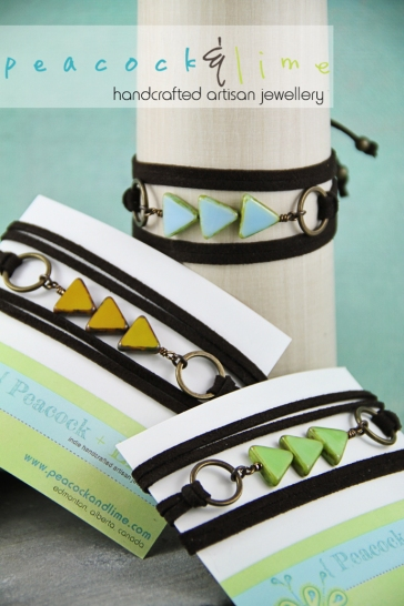triangle-czech-glass-bracelets