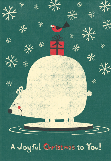 christmas - a joyful christmas to you