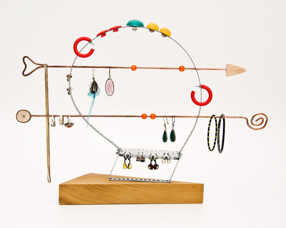 MAX jewelry organizer by lessandmore