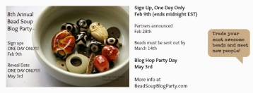 Pretty Things - Bead Soup Blog Party