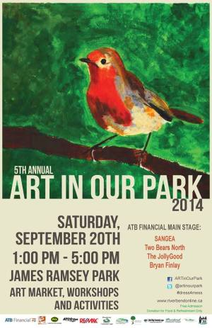 art in our park 2014