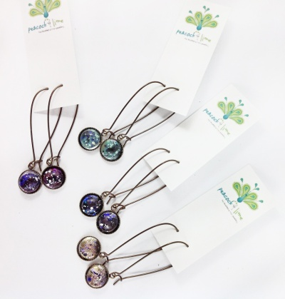 cosmic-galaxy-earrings