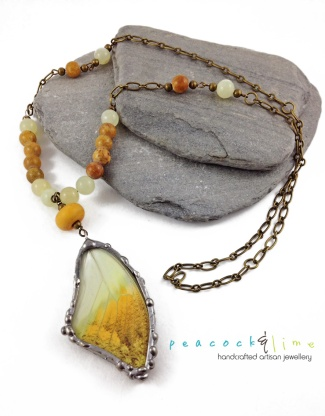 great-orange-tip-butterfly-wing-necklace-3