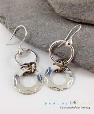 silver-circle-earrings