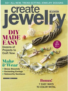 create jewelry 2015 magazine